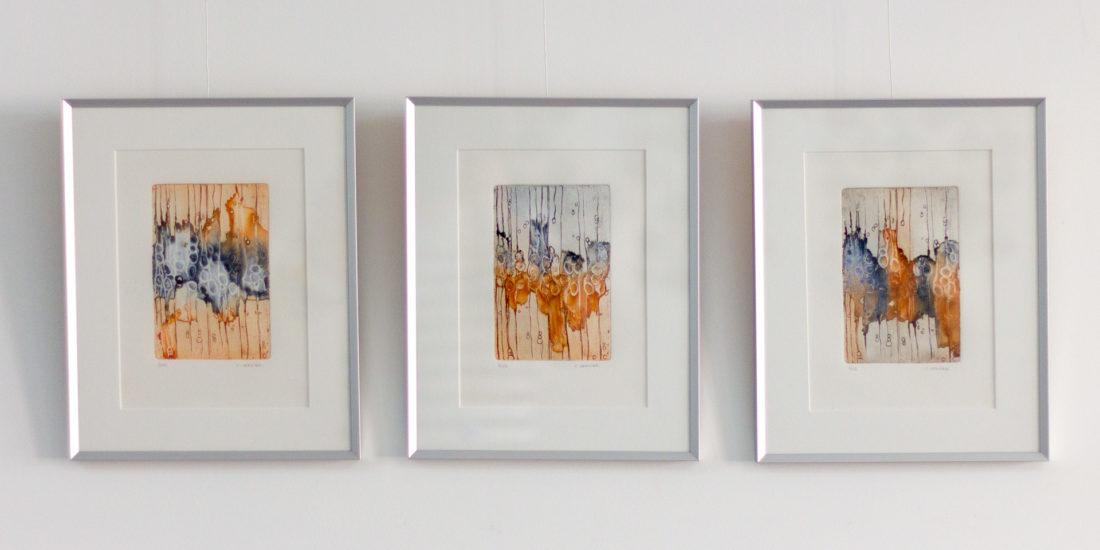 Chantal Verdier-Sablé gravure