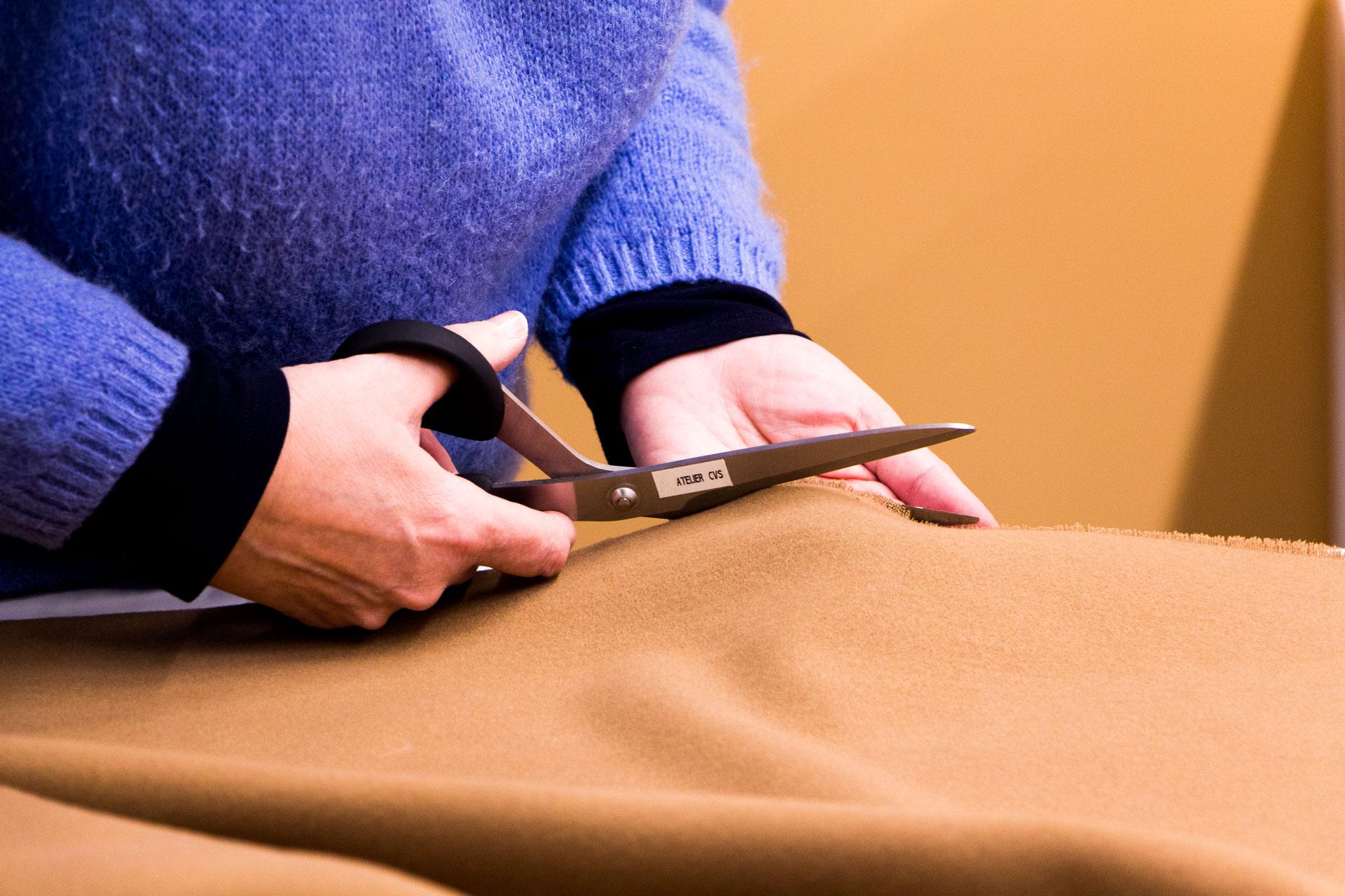 Atelier de fils - Couture